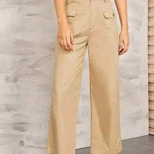 Blackberry's Khaki Trousers